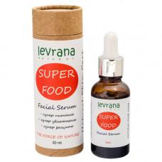 Сыворотка для лица   SUPER FOOD   30ml Levrana
