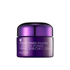 Укрепляющий крем для лица   КОЛЛАГЕНОВЫЙ   Collagen Power Firming Enriched   Cream MIZON